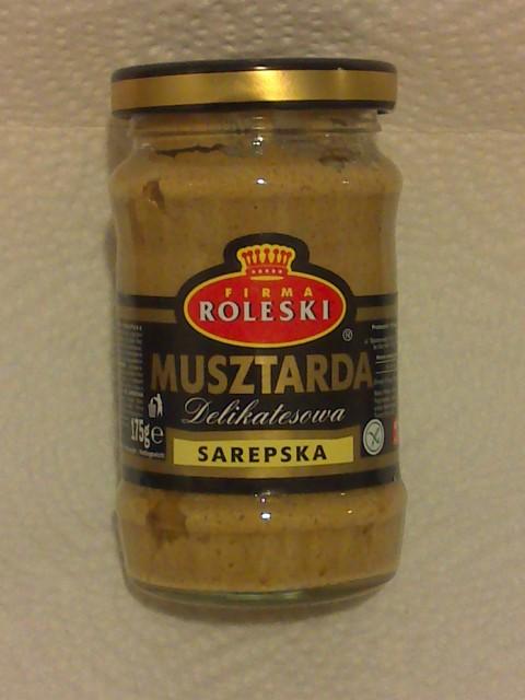 Inhalt eines CARE-Paketes einer befreundeten Mustardista