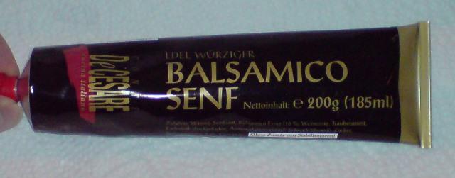 Balsamico-Senf
