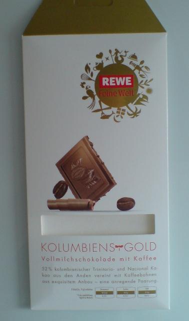 Köstlich: Kolumbiens Gold