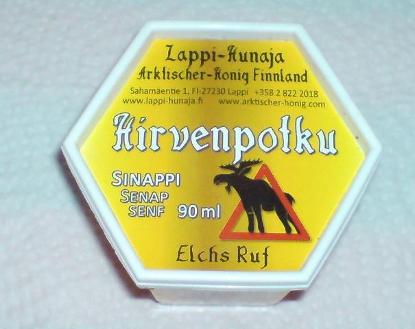 Finnischer Honig-Senf