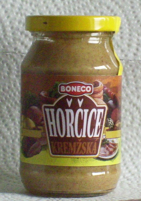 Kremser Senf von Hořčice
