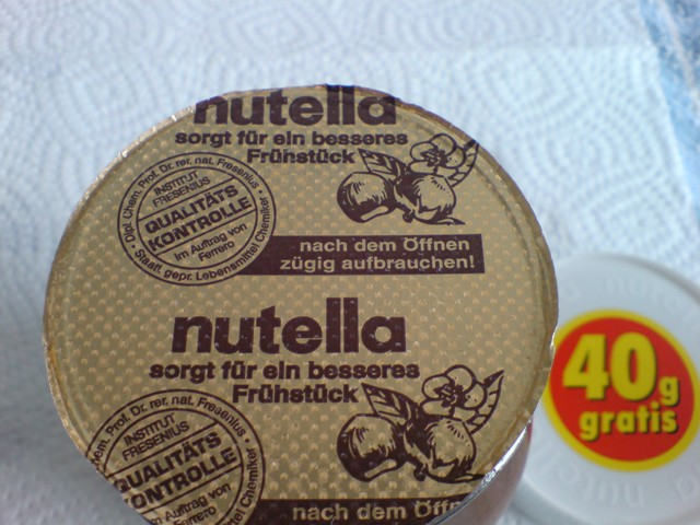 Nutella-Geheimnis 3