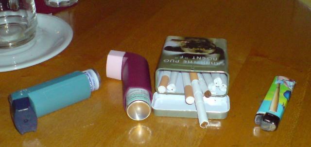 Raucherzubehör