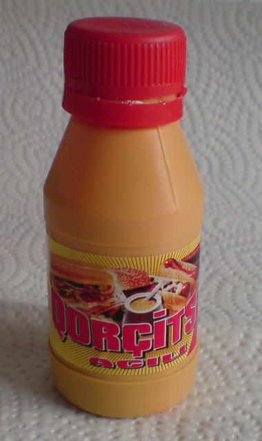 Senf aus Aserbaidschan