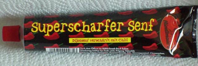 Händlmeier's Superscharfer Senf
